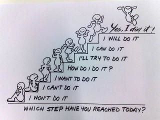 I love this staircase to having accomplished what I wanted.