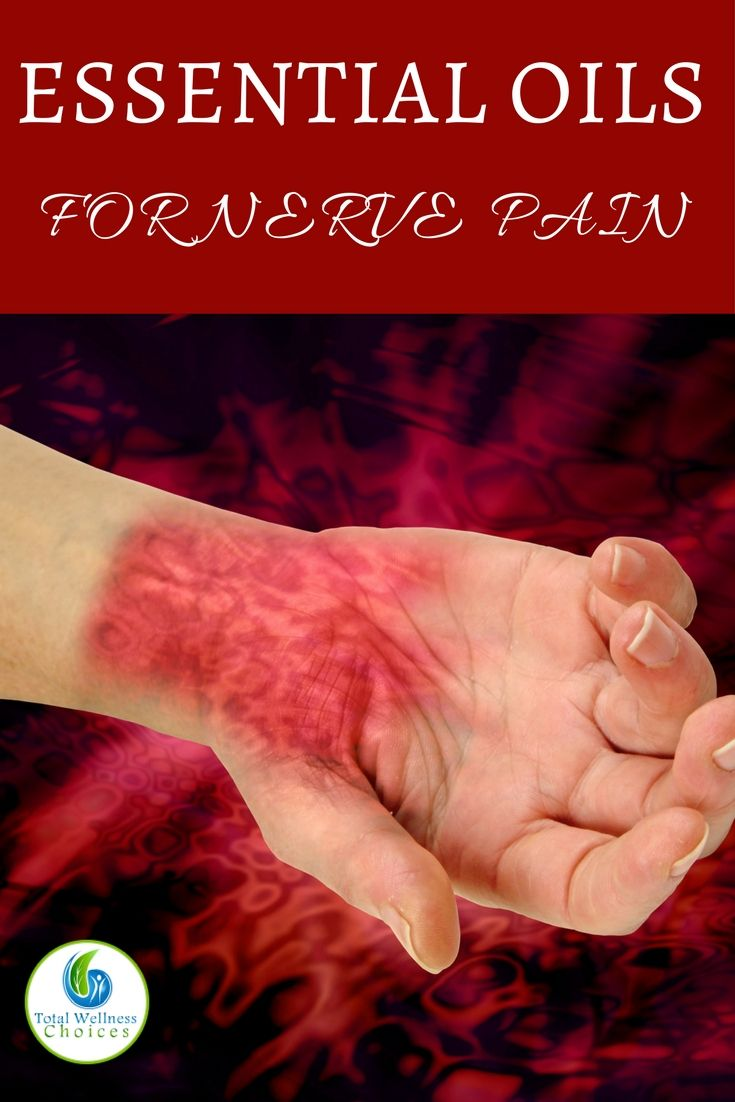 Best Essential Oils for Nerve Pain to Help Relieve Neuralgia and Neuropathy Nerve Pains.