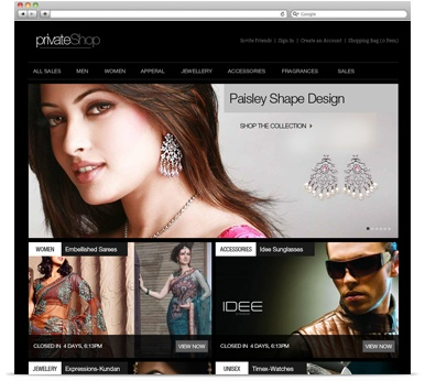 Private shop is an ecommerce script.It is a reliable gilt clone. It has features like product variations module to setup a website for any business vertical.