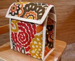 Stylish Handmade Lunch Bags