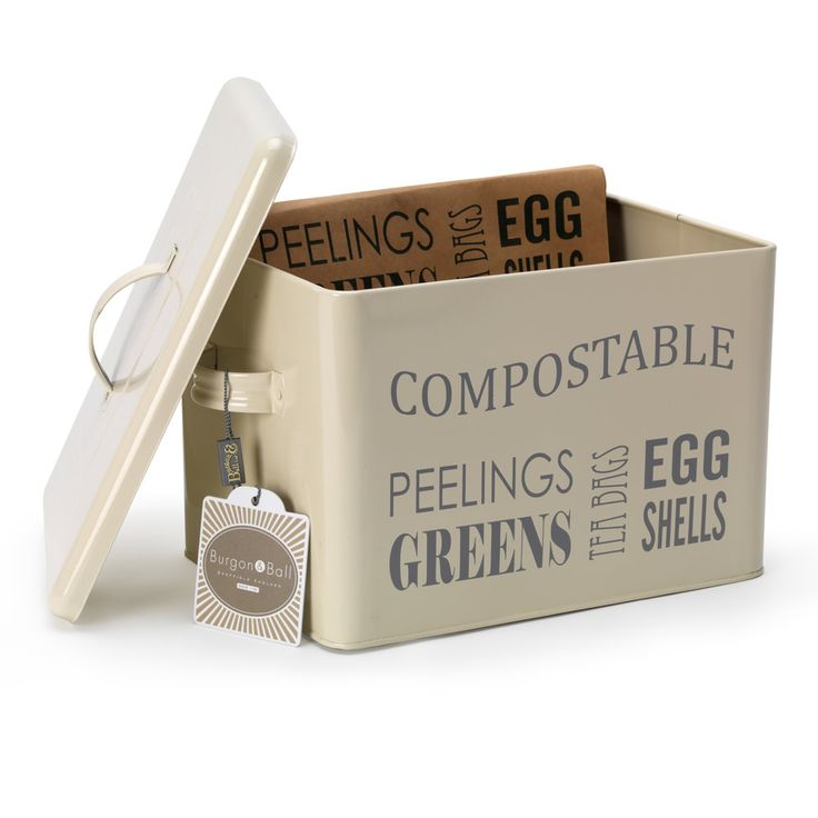 25+ einzigartige Kompostbehälter Ideen auf Pinterest | Küche ...