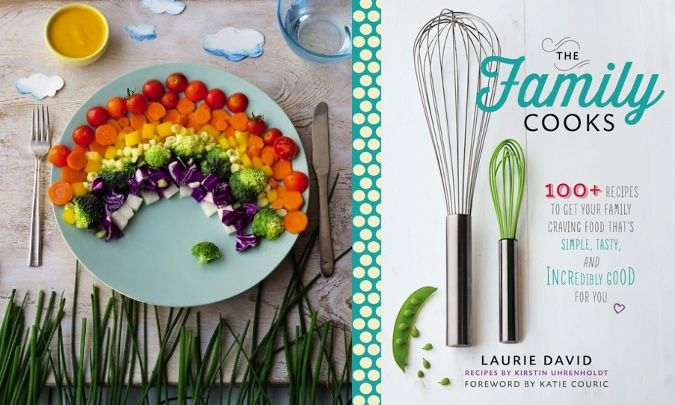 The Family Cooks: Q&A with Laurie David - Read More at Relish.com