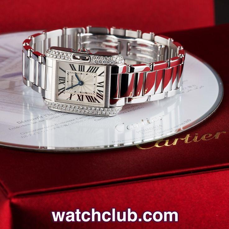 Cartier Tank 2013