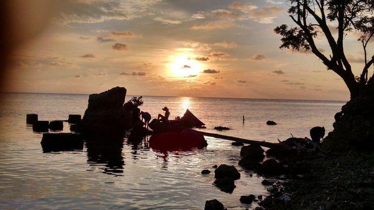 Isla fuerte Colombia