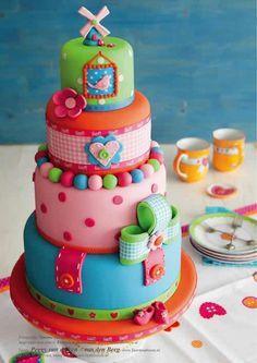 taart meisje lief - Google zoeken