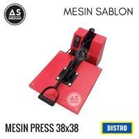 HEAT PRESS MACHINE 38X38
