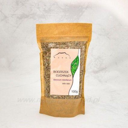 Geranium - Bodziszek ziele