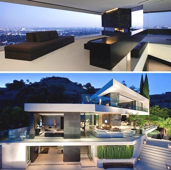 92 best Modern Dream Homes images on Pinterest   Architecture ...