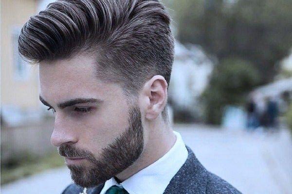 Hombres Con Barba Corta Estilos De Barba Corta Estilos De Barba Barba Hombre