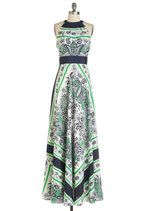 Garden Terrace Dress | Mod Retro Vintage Dresses | ModCloth.com