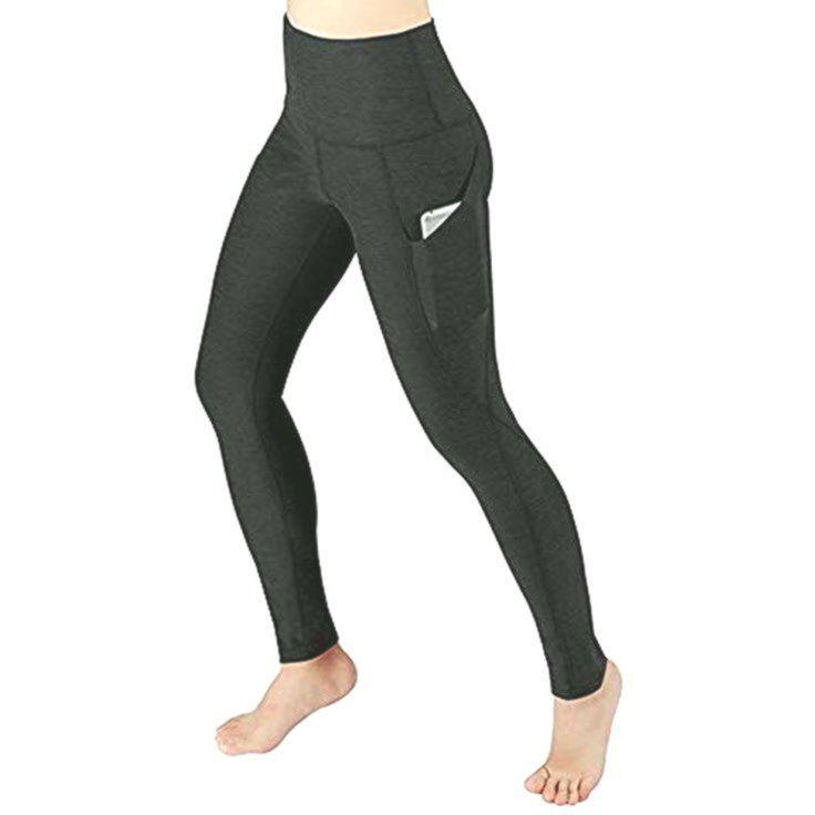 Salucia 7 8 Bekleidung Damen Fitness Frauen Fur Gym Handytasche High Hose Hosen Sports Leggings Fashion Legging S