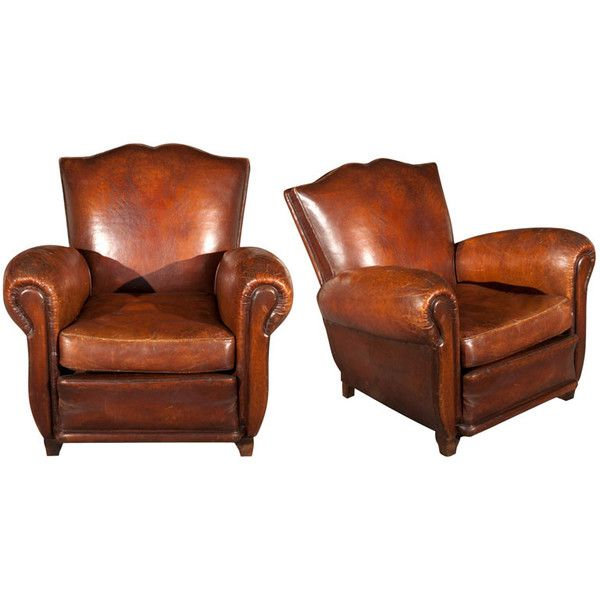 French Leather Club Chairs Furniture Finds Pinterest Tables And Sofa
