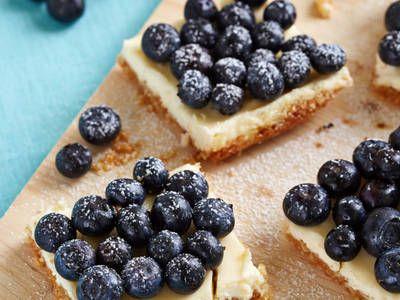 Classy Cheesecake Squares
