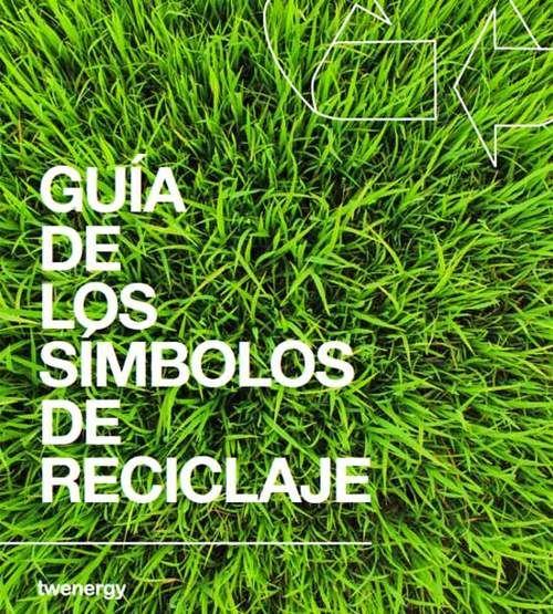 Símbolos del reciclaje. Guía para su conocer su significado.