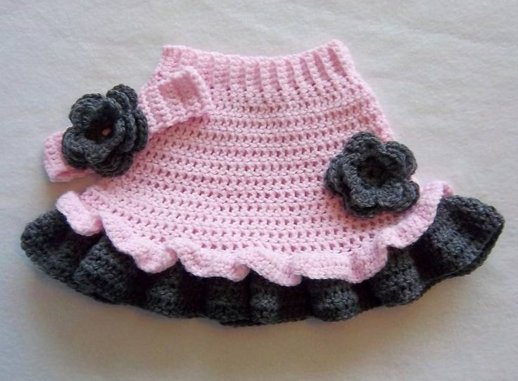 No pattern (no link at all actually) just for future reference when I am more confident to crochet without patterns