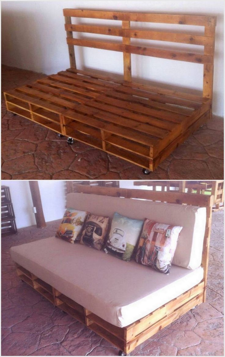 Affordable and Easy Wood Pallet Projects 141