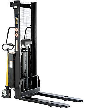 19 best manual drive powered lift stackers images on pinterest vestil sl 63 ff electric pallet stacker fandeluxe Image collections