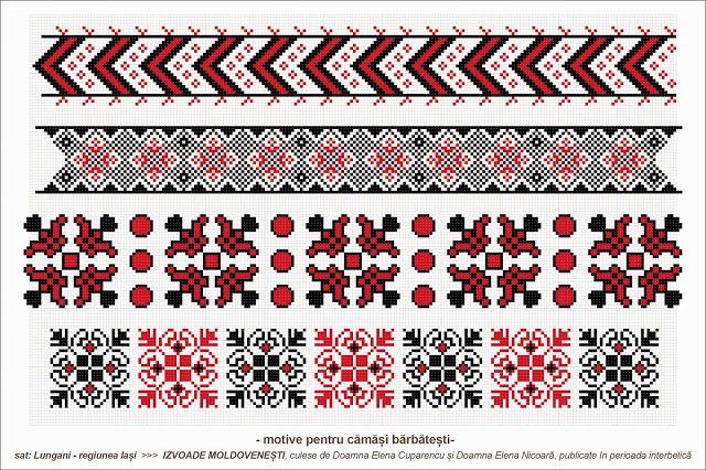 Semne Cusute Romanian Traditional Motifs Moldova Iasi Sat Romanian Pinterest