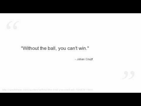 johan cruijff quotes - Google zoeken