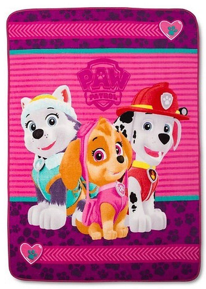 Paw Patrol A Pawfect Rescue Kids Body Pillow 18 X 36 Franco P