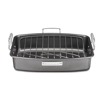 Cuisinart Non-Stick Roaster ONLY $19.99 at BJ's After Coupon - http://www.mybjswholesale.com/2016/11/cuisinart-non-stick-roaster-19-99-bjs-coupon.html/