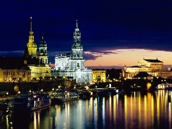 Elbe River, Dresden, Germany | Amazing places