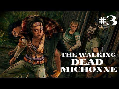 Ходячие мертвецы: Мишон - The Walking Dead   Michonne #3