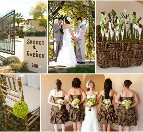 15 best Chocolate Brown, Sage green & ivory wedding theme images ...
