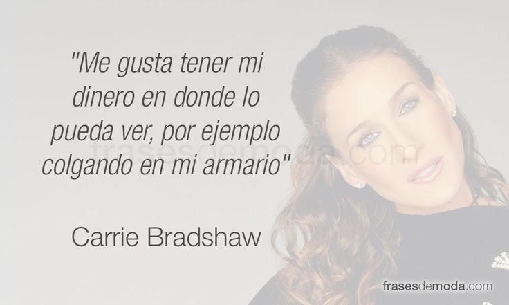 Frases de Carrie Bradshaw