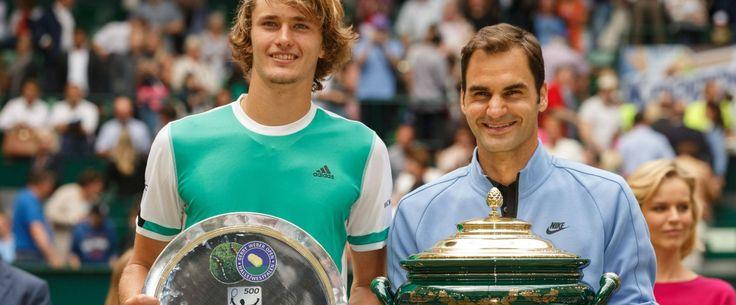 Tennis - ATP - Halle : Roger Federer donne la leçon à Zverev et gagne son neuvième titre    Publié le 25 juin 2017 à 14H20 - mis à jour le 25 juin 2017 à 20H56    Joseph RUIZ    Roger Federer s'est imposé avec une facilité déconce... http://www.sport365.fr/tennis-atp-halle-roger-federer-donne-la-lecon-a-zverev-et-gagne-son-neuvieme-titre-4426102.html?utm_source=rss_feed&utm_medium=link&utm_campaign=unknown