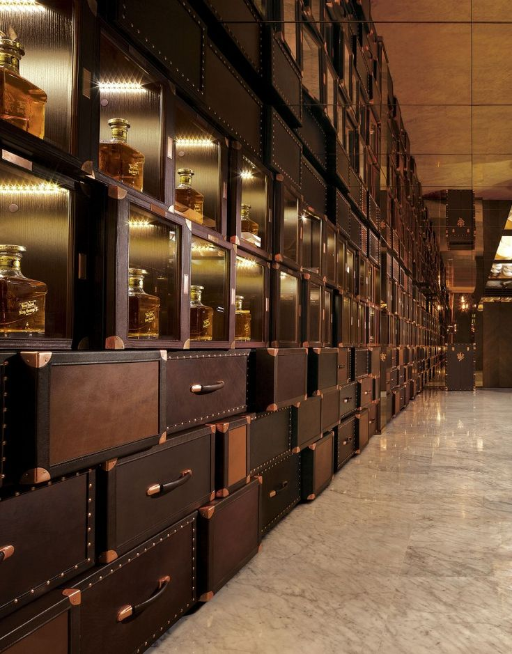 A holistic whisky journey at Johnnie Walker House in Beijing / Asylum + LOVE