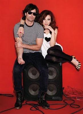 Scarlett Johannson & Pete Yorn