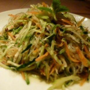 ベトナム風和えものサラダ