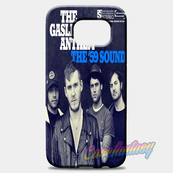 The Gaslight Anthem The '59 Sound Samsung Galaxy S8 Case | casefantasy