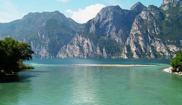 Torbole-Lago de Garda
