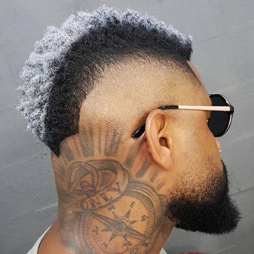 Hier ist ein update auf neue, Coole schwarze Männer Haarschnitte im Jahr 2017. Die Wahrheit ist, die schwarzen Jungs haben eine Tonne von stilvollen Frisuren, zum von zu wählen. Von kurzen buzz Schnitte und Wellen box und afro verblasst zu locken und Wendungen, Haarschnitt Stile für schwarze... - #Haarschnitte, #Mens, #Schwarz, #Stile