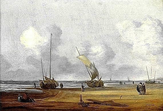 Simon Jacobsz. de Vlieger (ca. 1601-1653)