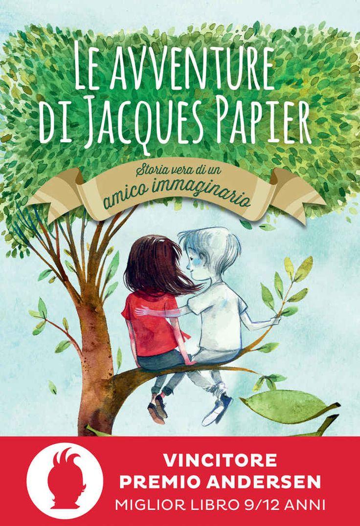 """""""Le avventure di Jacques Papier: Storia vera di un amico immaginario"""" Michelle Cuevas (De Agostini)"""