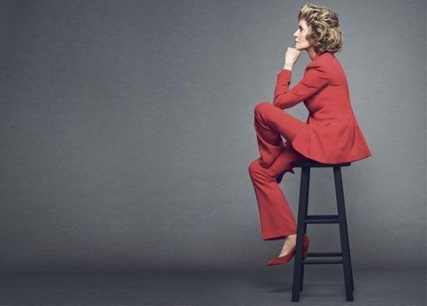 Nowa sesja zdjęciowa 79-letniej Jane Fondy | Stylissima