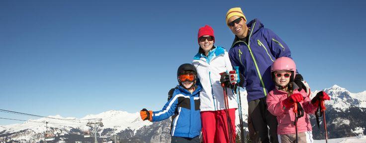 Un program inedit: schi pentru toata familia si program de legare a relatiilor familiale. Sinaia, 23-25 ianuarie 2015. Instructori schi pentru adulti si copii: Andrei Samoil si Ioana Samoil