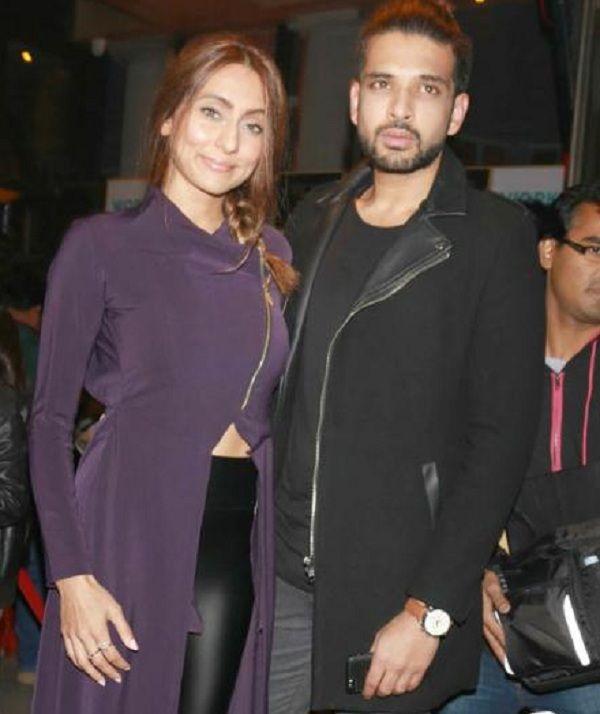 OMG! Karan Kundra and VJ Anusha dating! #KaranKundra   #VJAnushadating!