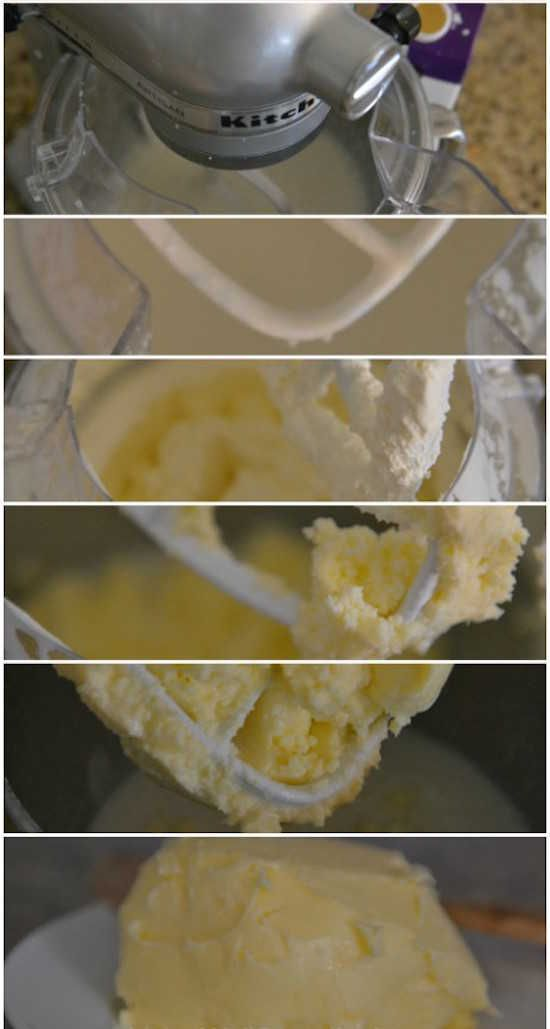 Comment faire du beurre maison avec un robot pâtissier ?