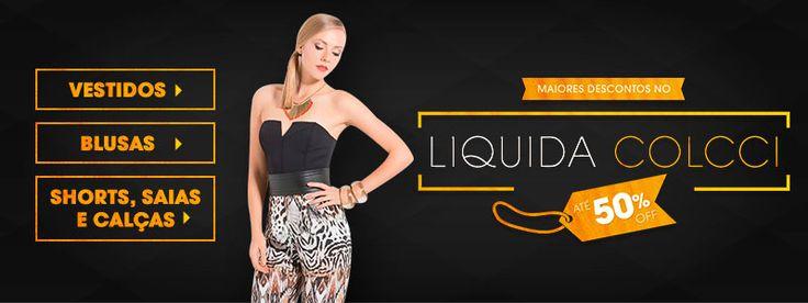 Liquida | Até 50%Off | Posthaus.com | Pinterest