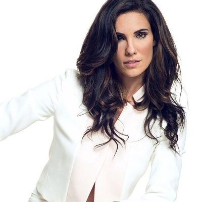 Daniela Ruah as Kensi in NCIS: Los Angeles