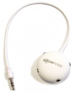 Multipod Audio Splitter - White