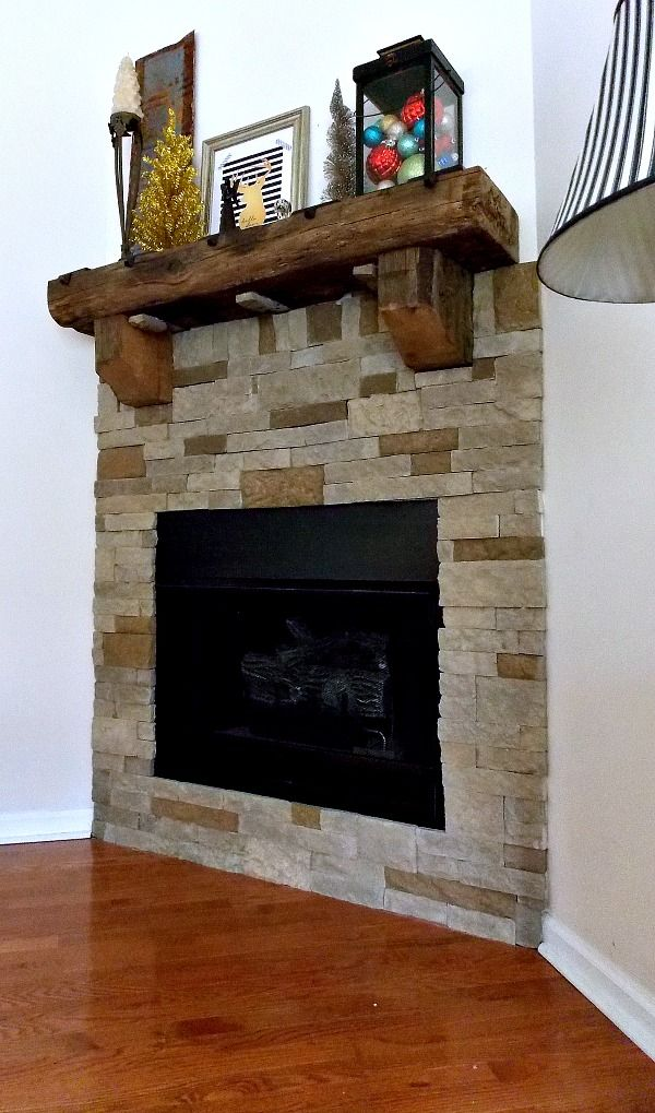 Sweet Parrish Place: DIY Airstone Fireplace Reveal   For the Home ...