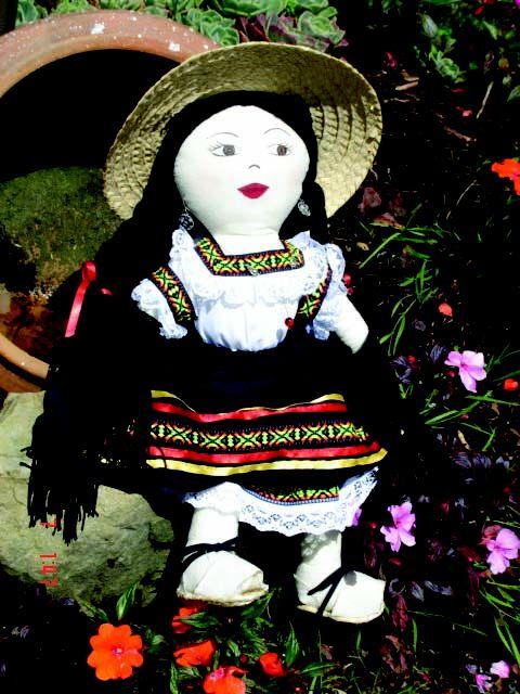 #muñeca #típica #hechaamano a la #venta. #folclore #cundinamarca #colombia
