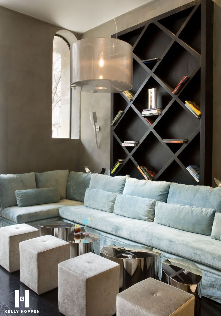 The Hotel Murmuri in Barcelona with Interior designed by Kelly Hoppen Interiors - www.murmuri.com www.kellyhoppen.com