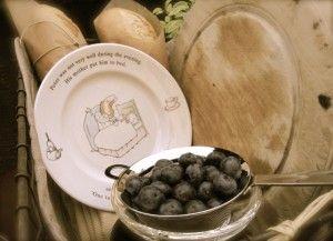 Peter Rabbit Storybook Garden: Shower Ideas, Potter Shower, Baby Shower