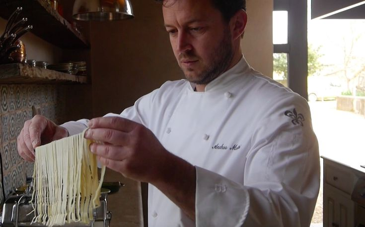 A Particular Cooking Lesson with Andrea Mattei by Alice Cheron (Alidifirenze)